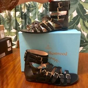 Vivienne Westwood Michelle gladiator sandal